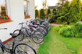 rowery villa marina dąbki